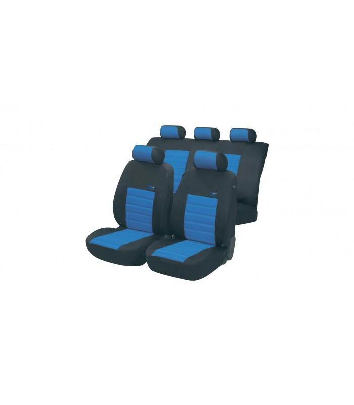 Walser autopoťahy SportSpeed Zipp-It 5ks - modro čierne