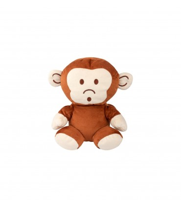 Walser vankúšový golier Monkey 2v1 hnedý (od 5 rokov)