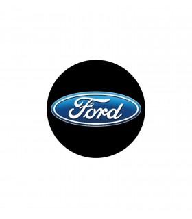 4CARS 3D CAR LOGO FORD