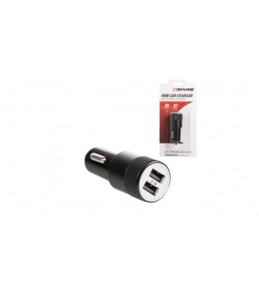 4CARS Supervýkonná USB nabíjačka DC12V/24V 3,1A