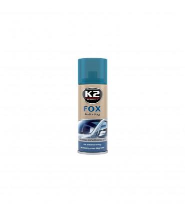 K2 FOX 200ml - Prípravok proti zahmlievaniu okien