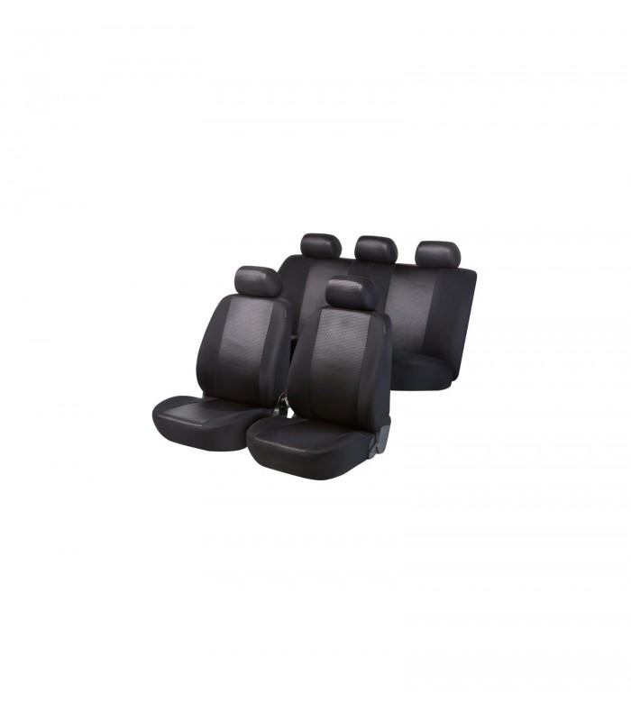 Walser Autopoťah Shiny čierny 4 sedadlá