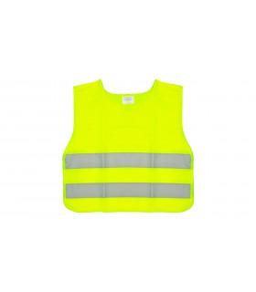 4CARS Reflexní vesta dětská žlutá