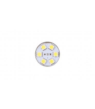 4CARS LED ŽIAROVKA 6LED 12V S25-5050SMD BA15S