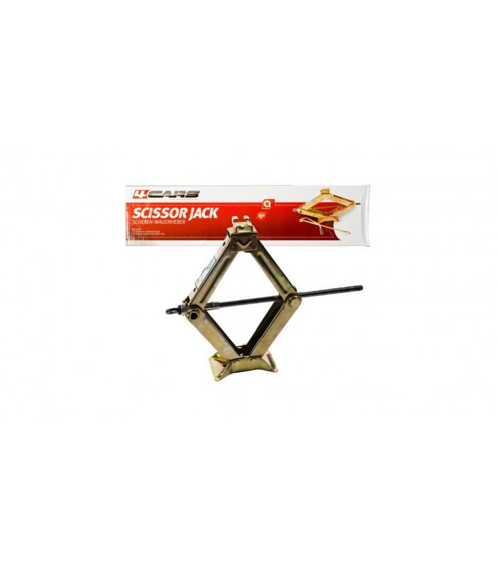 4CARS Zdvihák nožnicový 1,5T
