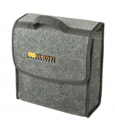 Walser taška na náradie sivá S 29x28x13cm