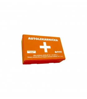 Autolekárnička MZ SR č.143/2009