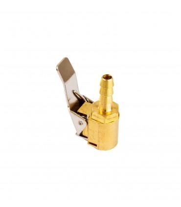 4CARS Koncovka na hadičku hustilky 6mm s rýchloupínačom