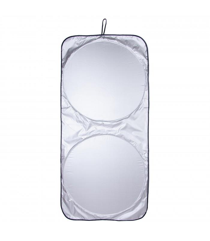 4CARS Tepelná clona ELASTIC malá 150x70cm