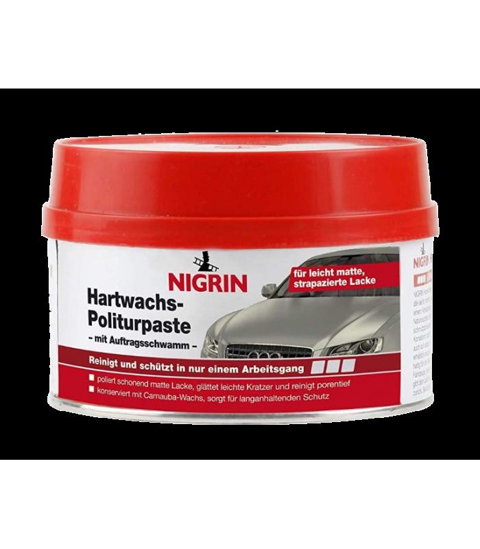 NIGRIN Tvrdy vosk - leštiaca pasta 250ml