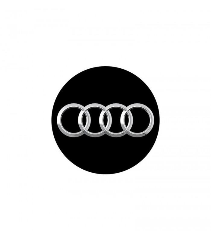 4CARS 3D CAR LOGO AUDI