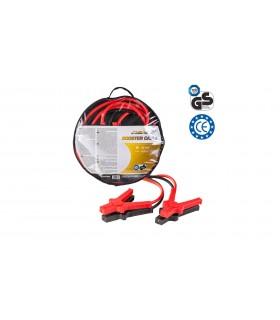 4 CARS Premium Štartovací kábel - DIN 72553 izolované kliešte, hrúbka 35.0MM², 4,5metra
