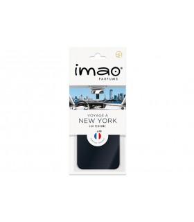 Imao - Voyage a New York