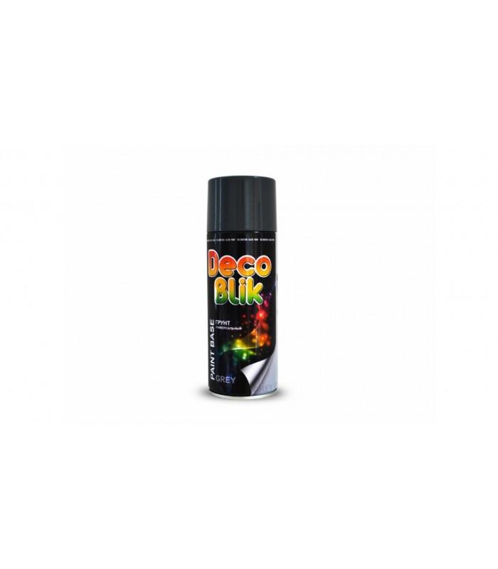 DECO BLIK RAL farba 400 ml 9005 (čierna lesklá)