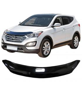 Deflektor prednej kapoty Hyundai Santa Fe 2012-2017