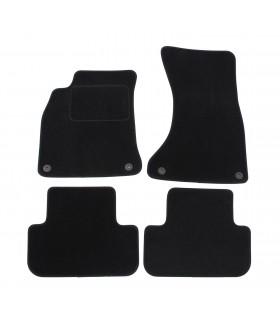 J&J Textilné koberce Audi A4 B8 2009-2015 4ks