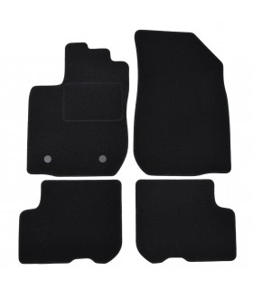 J&J Textilné koberce Dacia Logan 2012- 4ks