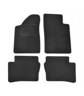 J&J Textilné koberce Fiat Doblo 2000- 4ks