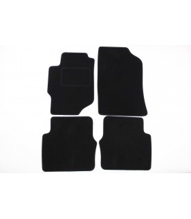 J&J Textilné koberce Honda Accord 1998-2003 4ks