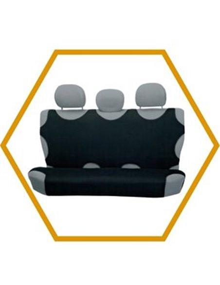 Na zadné sedačky