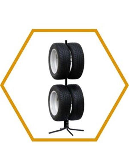 Sezónne uskladnenie pneumatík a kolies